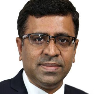 Ravi Krishnaswamy